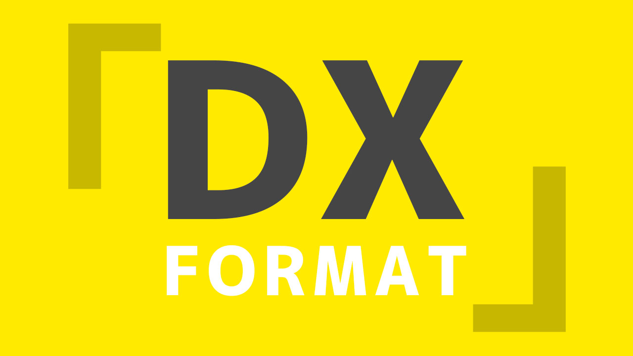 DXフォーマット