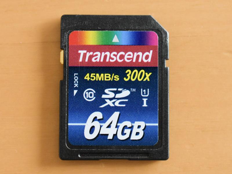 SDカード画像
