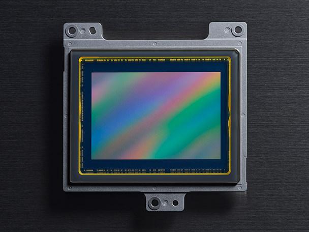 ニコンZ6のイメージセンサー