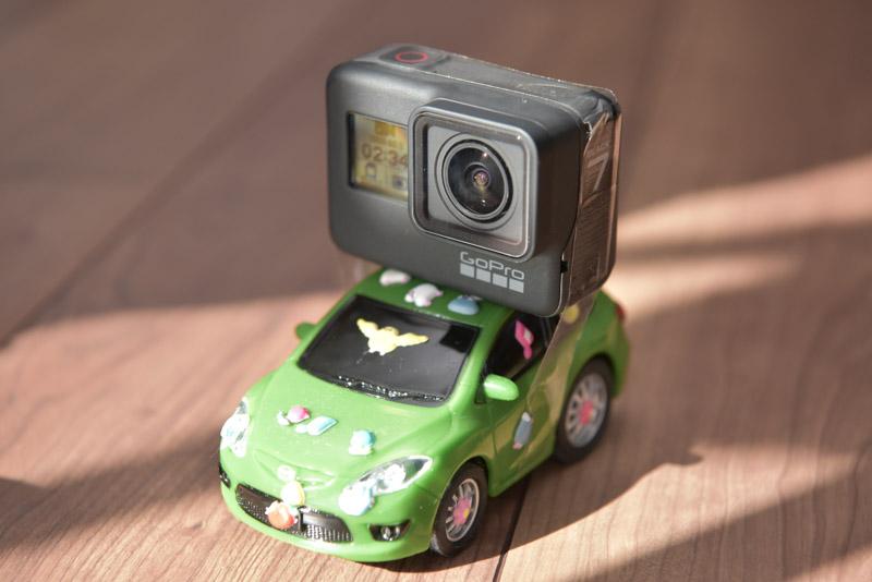 プロバックトイ車載カメラ