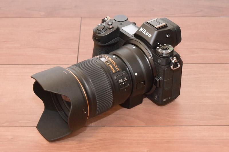 Z6 + AF-S NIKKOR 28mm f/1.8G