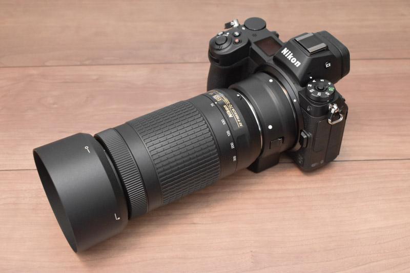 Z6 + AF-P DX NIKKOR 70-300mm f/4.5-6.3G ED VR