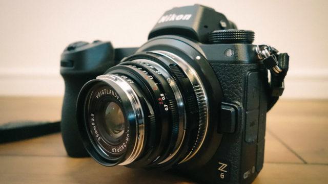 COLOR SKOPAR 35mm F2.5 PII