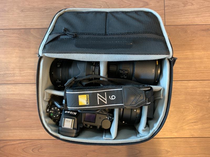 Nikon Z6 NIKKOR Z 24-70 f/4S AF-S NIKKOR 28mm f/1.8G マウントアダプター FTZ カメラバッテリー